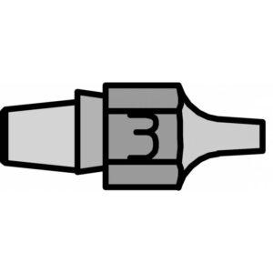 DX 113 Dyszka do rozlutownicy DSX80 i DXV80