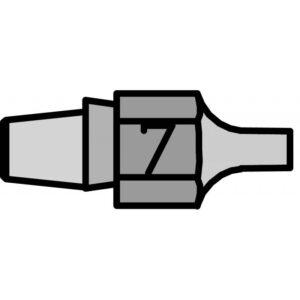 DX 117 Dyszka do rozlutownicy DSX80 i DXV80