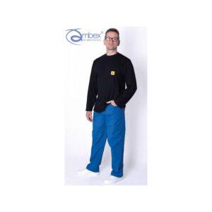 PS21 - LKZ koszulka T-SHIRT długi rękaw z kieszenią, ESD