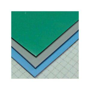 AMB-EP1003HYD Mata na stół ESD 2-warstwowa kolor szary