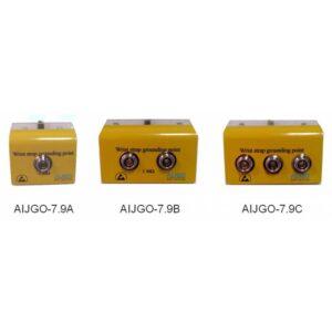 AIJGO 7.9A skrzynka uzimiająca 1x10mm/1x4mm