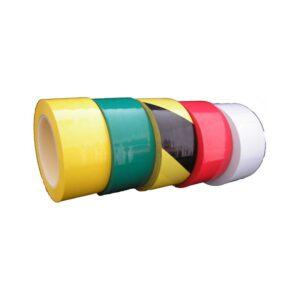Taśmy do znakowania podłóg - kolorowe