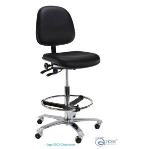 Ergo 2302 Clenaroom, krzesło ESD