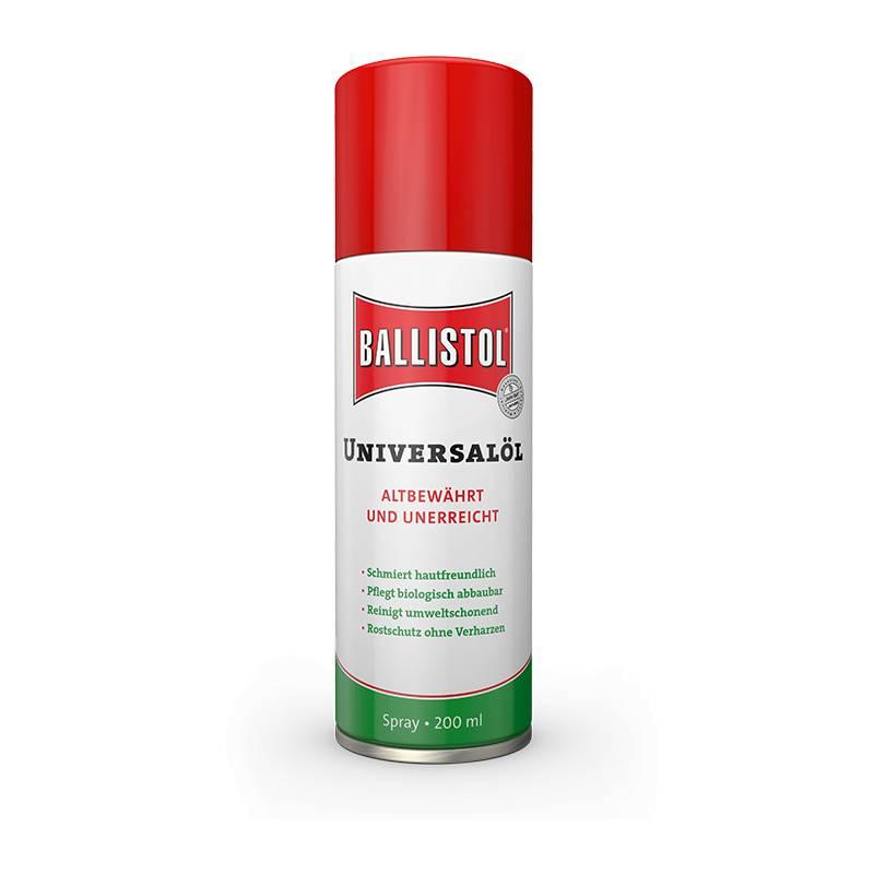 BALLISTOL uniwersalny olej do czyszczenia i konserwacji