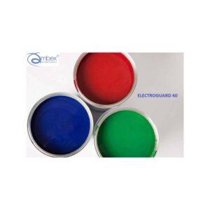 ELECTROGUARD 40 Farba akrylowa ESD, kolor zielony