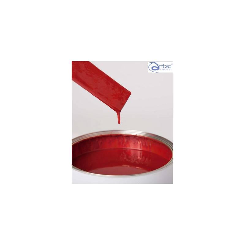 ELECTROGUARD 40 Farba akrylowa ESD, kolor czerwony