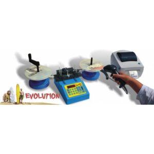 COUNTY EVO licznik komponentów SMD i THT