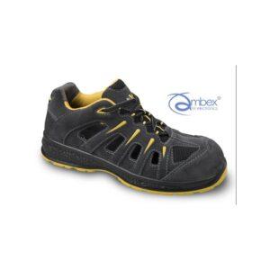 2165-S1 ESD BILBAO sandały z kompozytowym podnoskiem