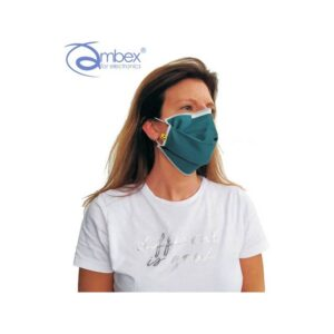 Maseczka ochronna na twarz, ESD, wielokrotnego użytku